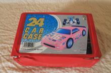 Matchbox 24 car case