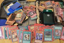Huge Yu-Gi-Oh collection