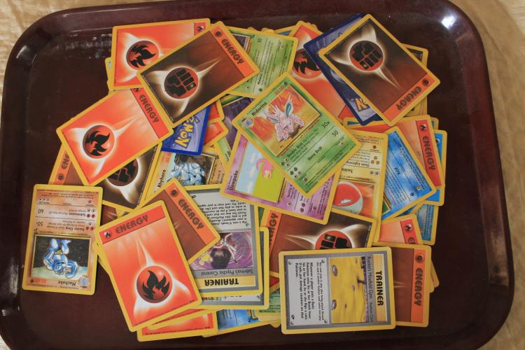 Pokemon card lot