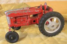 Red Hubley Tractor