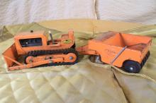 Tonka Bulldozer and spread pack