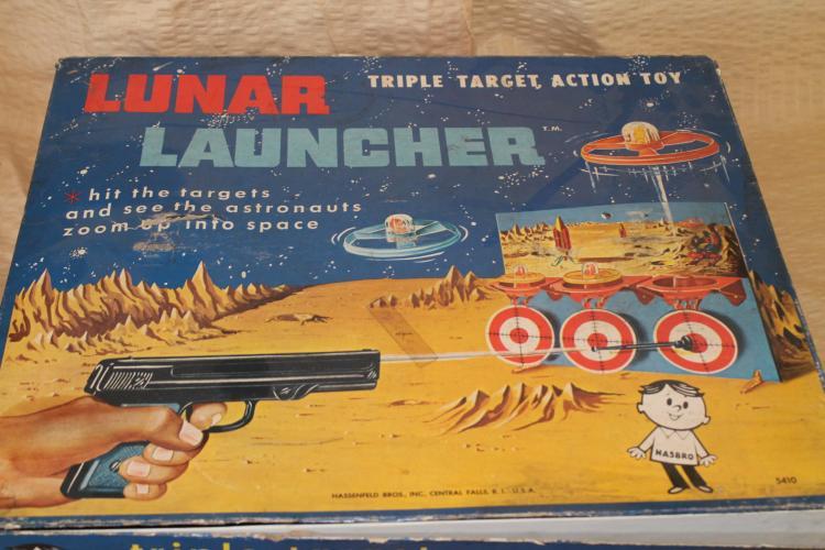 Lunar Launcher game