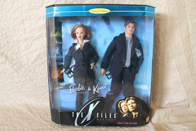 Barbie and Ken X-files