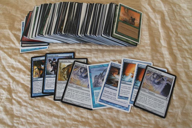 Small Magic the Gathering collection