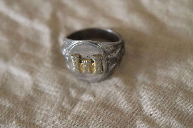 Army corps of engineers ring