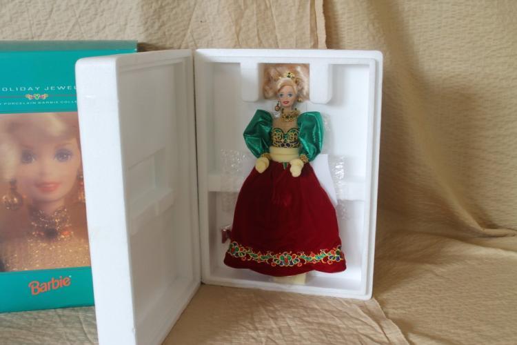 Holiday Jewel Barbie