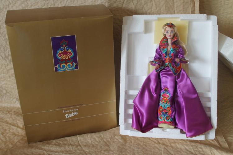 Royal Splendor Barbie