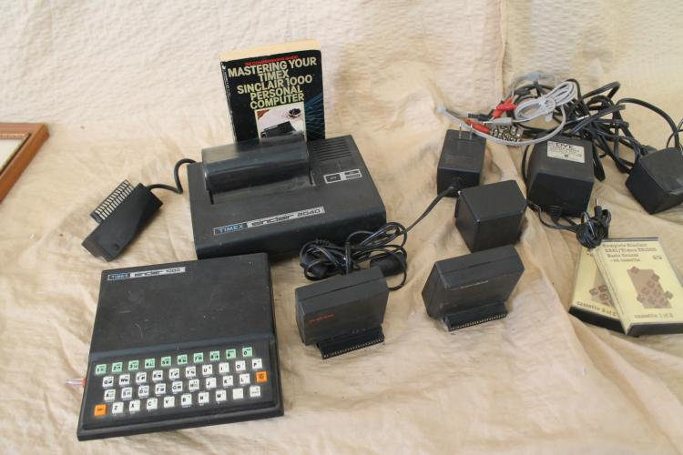 Sinclair personal computer