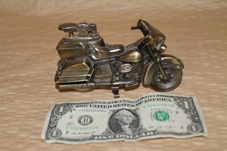Motorcycle lighter