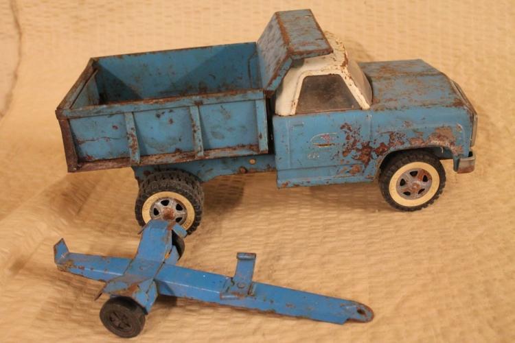 Vintage Tonka truck