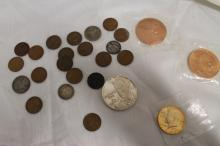 Collectible coin lot
