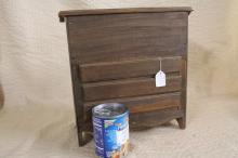 Salesmans sample Dresser
