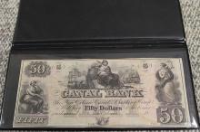 Canal Bank $50 bill