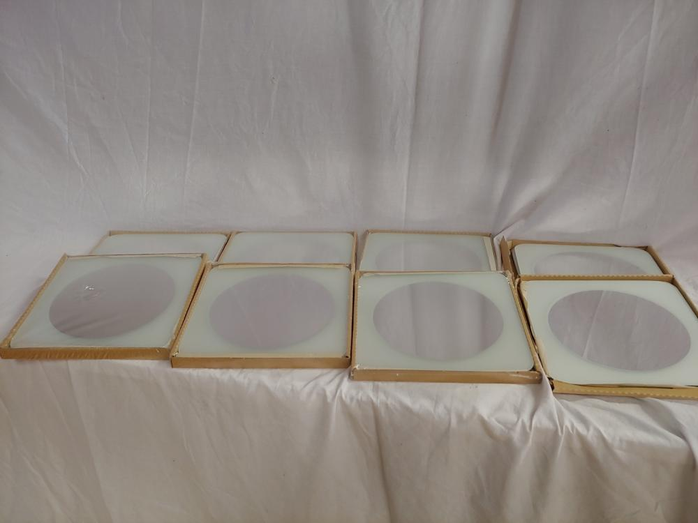 8 Boxes of SÃrli Mirrored Tiles