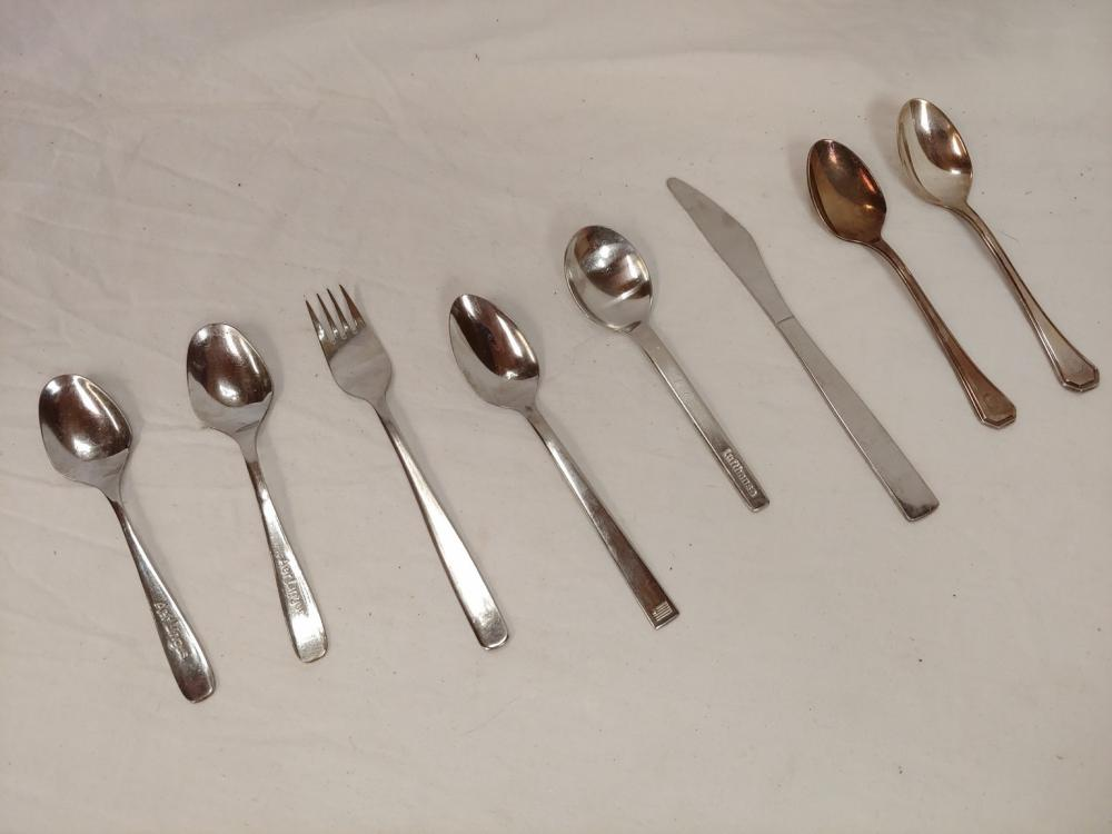 Hotel and Airport Silverware