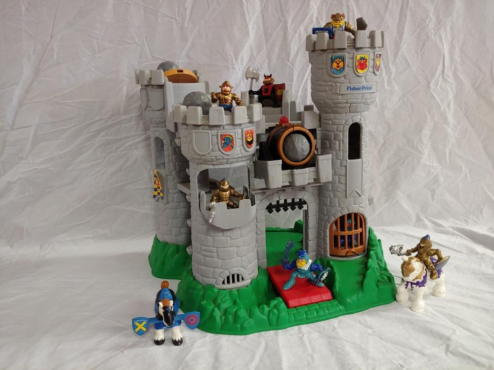 Fisher-Price Castle Fort