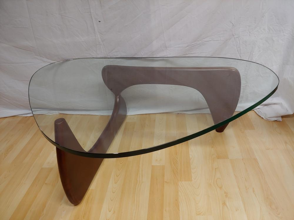 Mid-Century Modern Glass Table
