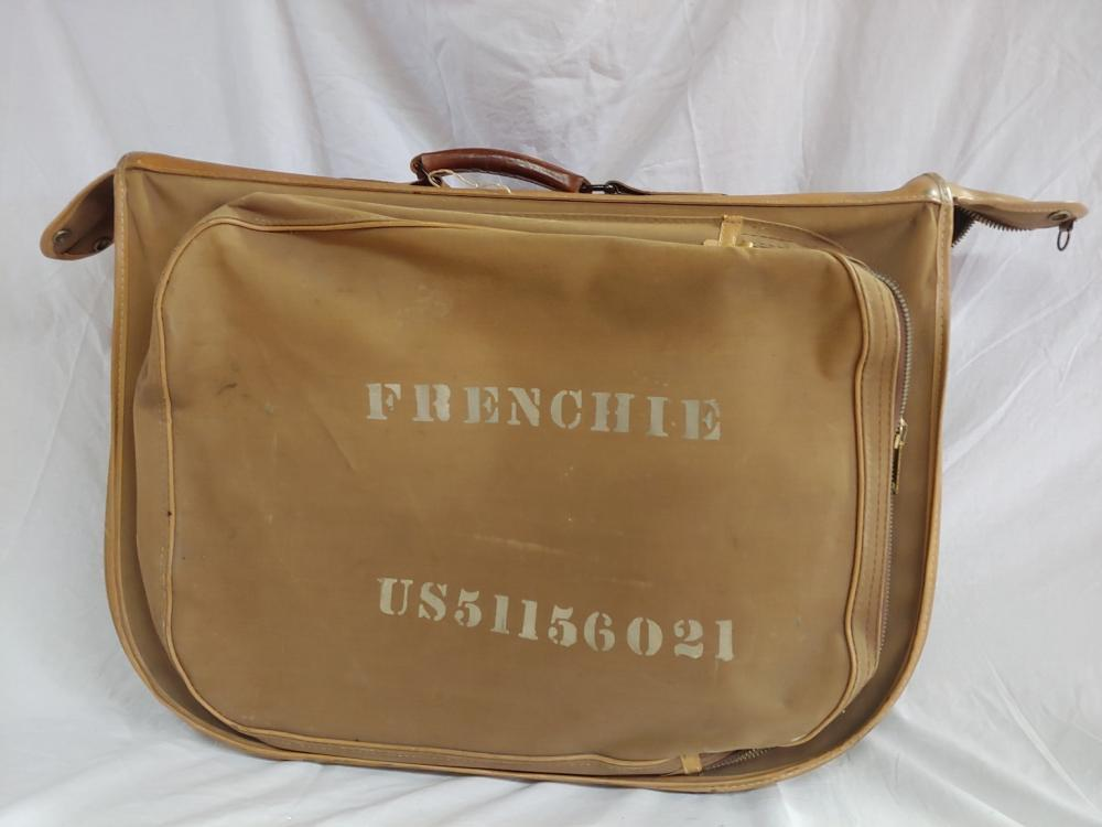 Military Bag dated 1953-1954