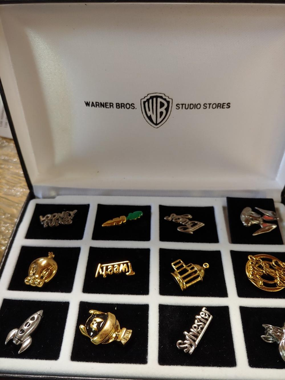 Collection of Warner Brothers Jewelry