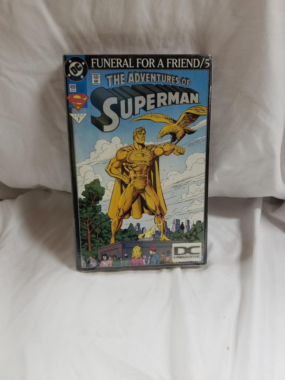 DC Funeral for a Friend Complete Set Brand New