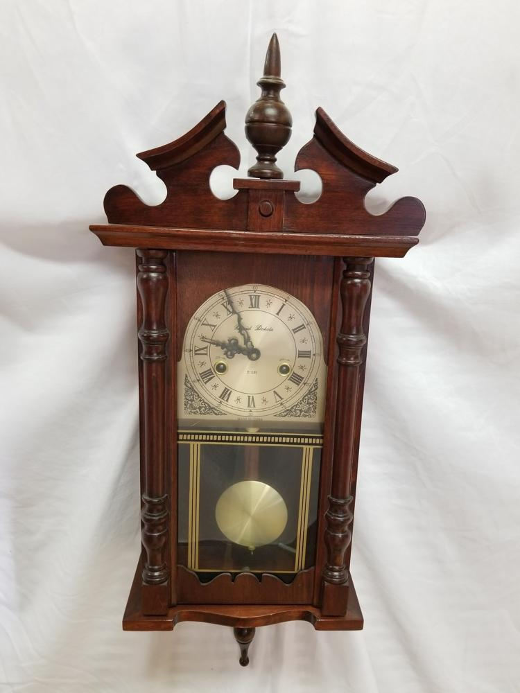 Daniel Dakota 31 Day Clock