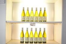 Bourgogne Blanc Cote Chalonnaise 2015  Francois D'Allaines 12 bts OCC IN BOND