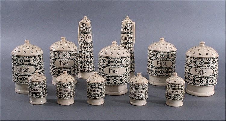Konvolut Keramik