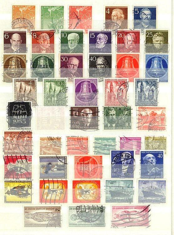 BERLIN 1948-1955