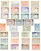 GRIECHENLAND 1945-1972, Katalogwert 315,- Euro