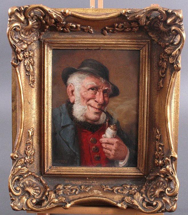 Mümberg, Deutscher Maler um 1900/20