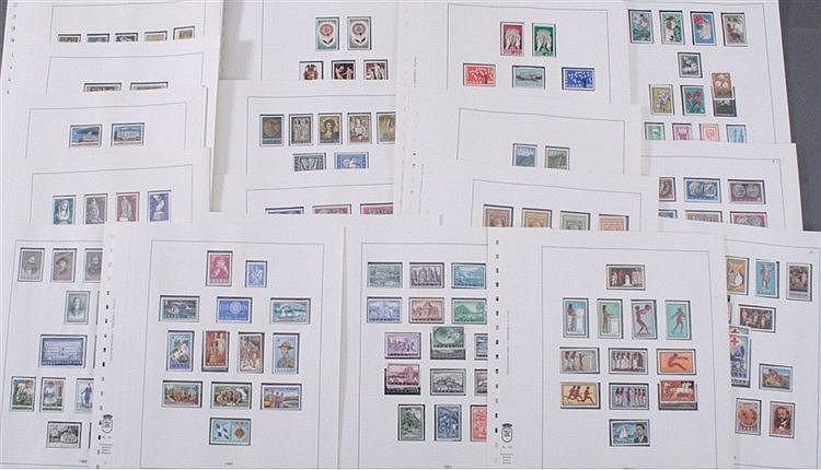 GRIECHENLAND 1958-1970, Katalogwert 720,- Euro