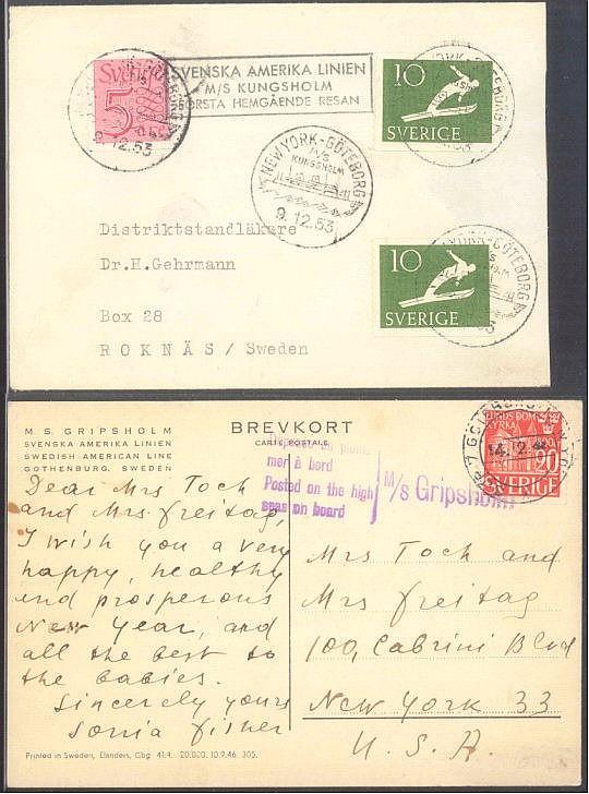 MOTIV SCHIFFE, M/S GRIPSHOLM (M/S BERLIN)