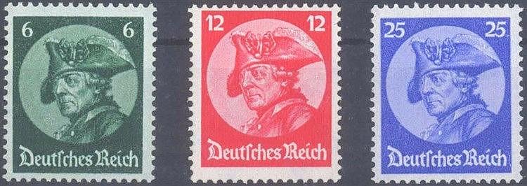 1933 DEUTSCHES REICH, Friedrich der Große