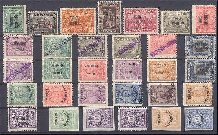 THRAKIEN, Interalliierte Verwaltung 1919-1920