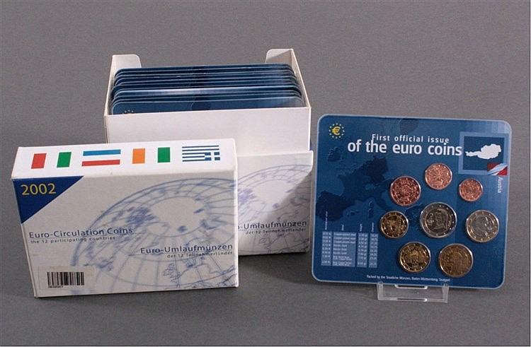 Euro Umlaufmünzen