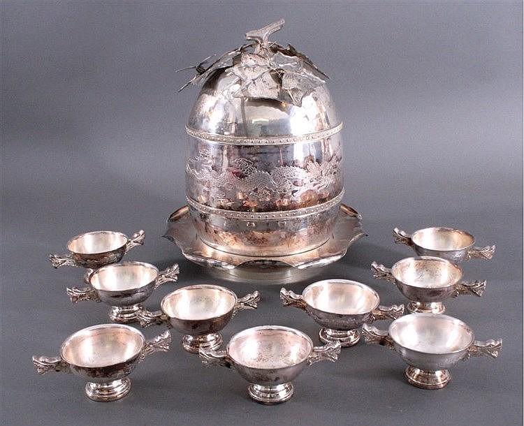Bowle Set für 9 Personen