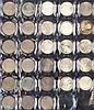 28 x 5-DM Münzen, dabei Silber