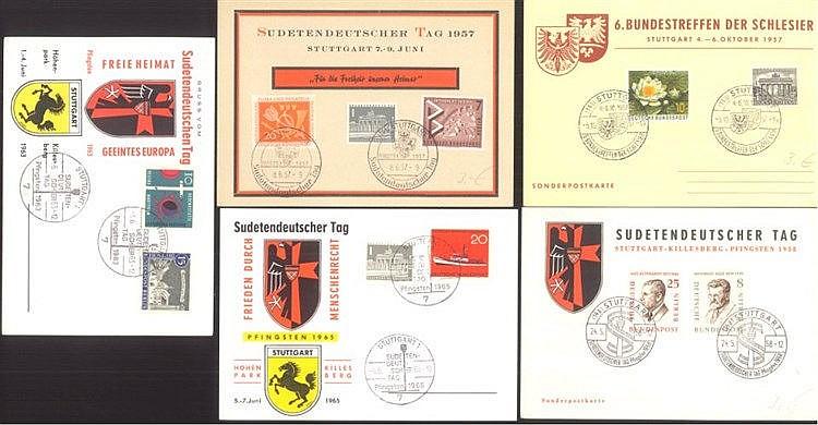MOTIV Vertreibung, Sudetendeutsche, Schlesier