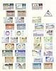 ISLAND 1957-1972, Katalogwert 200,- Euro