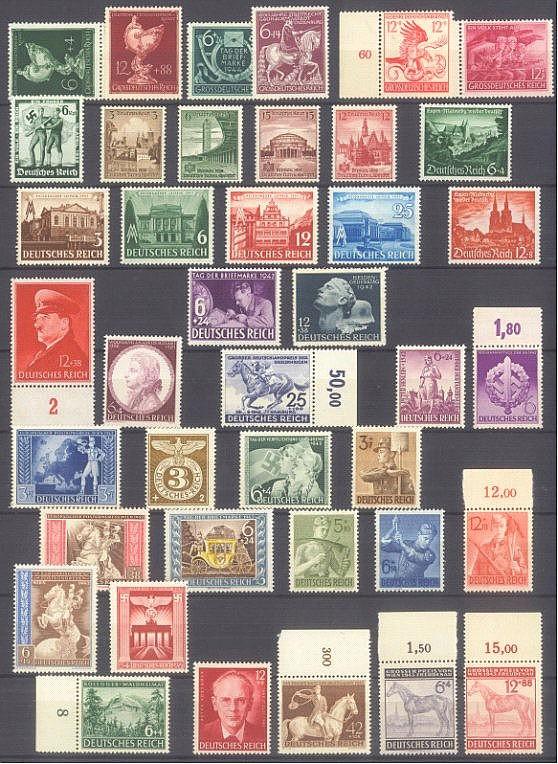 DEUTSCHES REICH 1938-1945