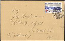 1939 SCHWEIZ, ERSTTAGSBRIEF der Michelnummer 358, 30 Rappen