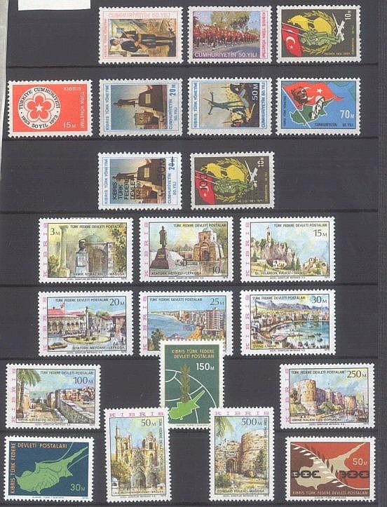 TÜRKISCH-ZYPERN 1974-1975