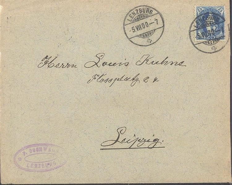 MOTIV MEDIZIN / NATURHEILKUNDE LOUIS KUHNE 1900