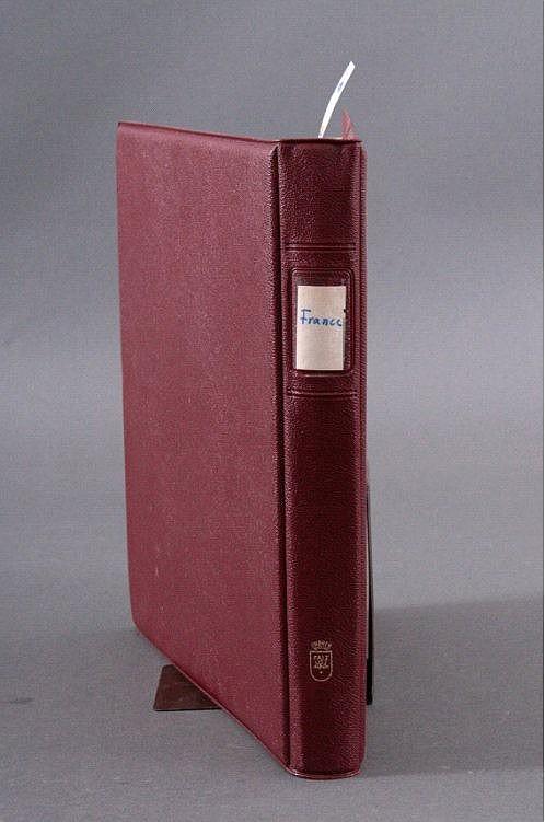 FRANKREICH 1945-1963, Katalogwert 1400,- Euro
