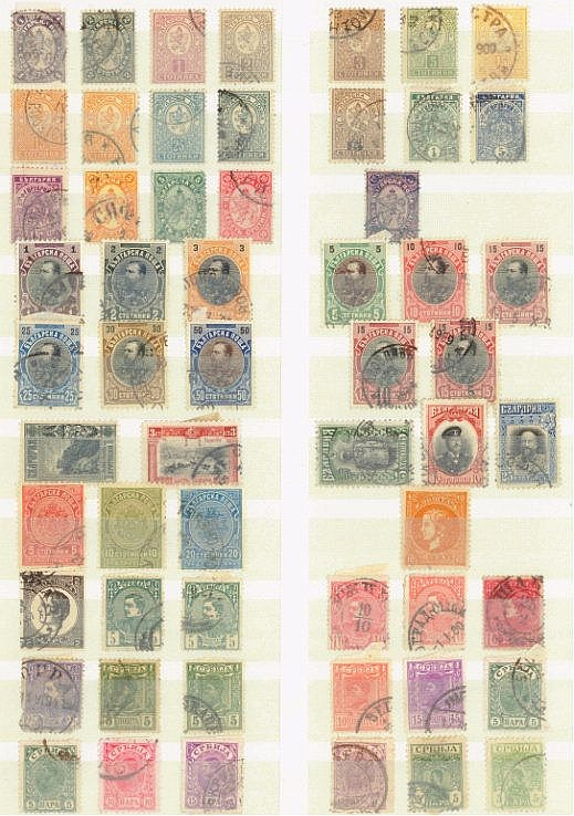 EUROPA, Sammlung von KLASSISCHEN und SEMIKLASSISCHEN Werten
