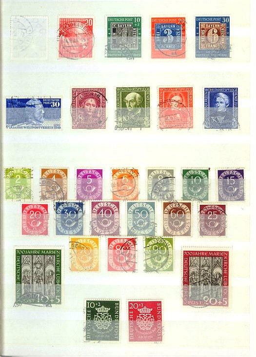 BUND 1949-1955
