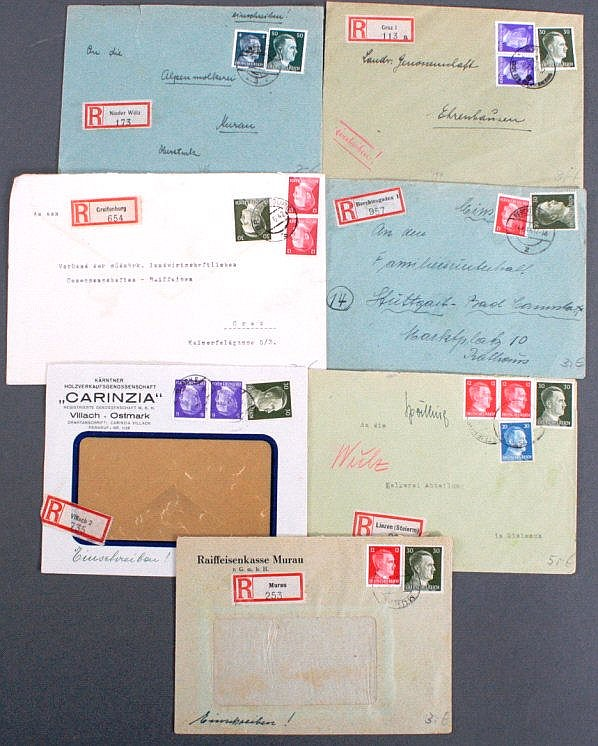 III.REICH 1942-1944, Grossdeutschland - Österreich