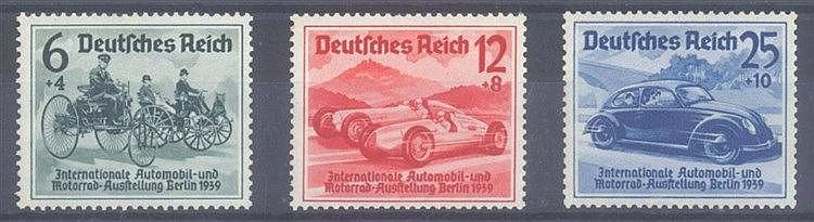 1939 DEUTSCHES REICH, IAA