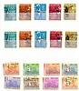 ALBANIEN 1962-1964, mit Blocks 11/12/15!-18, KW 1150,-Euro!!