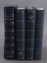 BUND 1949-2003, komplette postfrische Sammlung mit POSTHORN